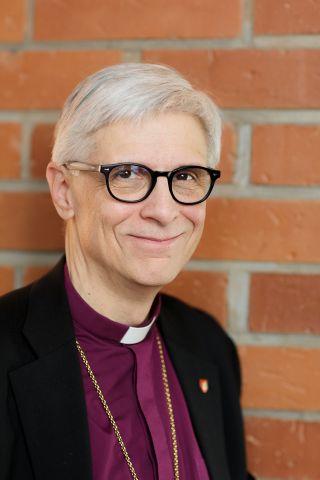 Puheenjohtaja, piispa Matti Repo