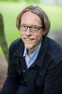 Kansainvälisen työn asiantuntija Timo Frilander