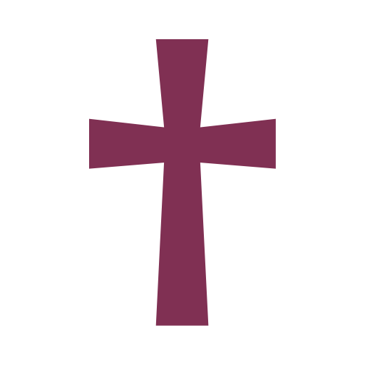 Kirkon purppura favicon