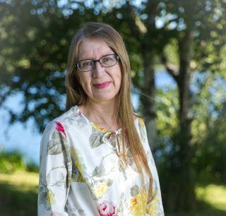 Piispan sihteeri Sanna Ora-Tuominen